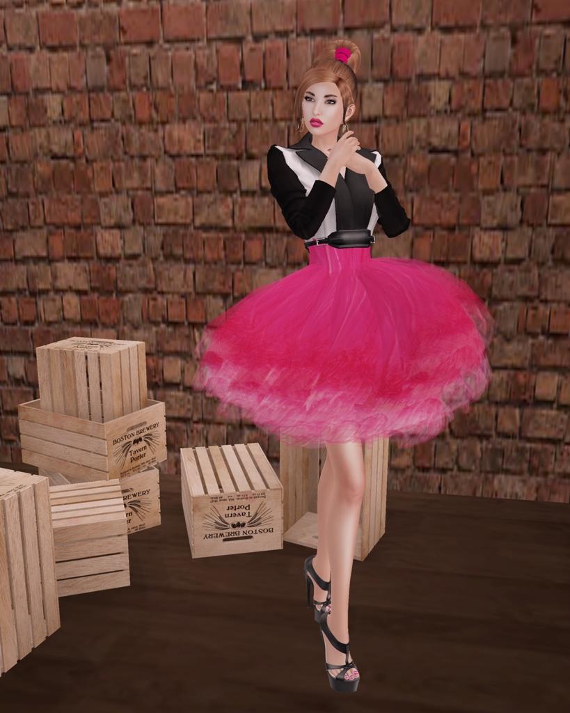Rock & Roll Ballerina