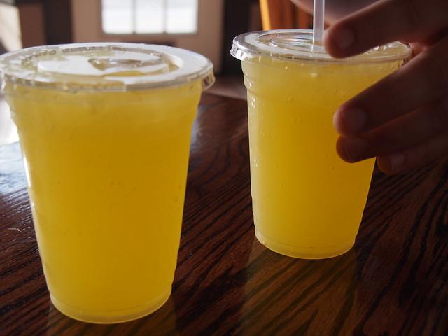 Rosewater lemonade 2