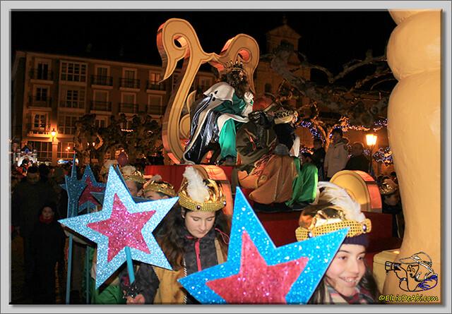 Ya vienen los Reyes Magos a Briviesca (4)