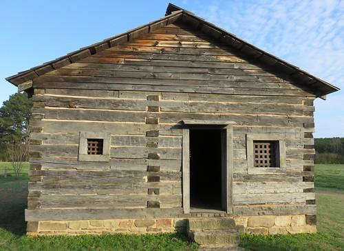Old Winston County Jail (Houston, Alabama)