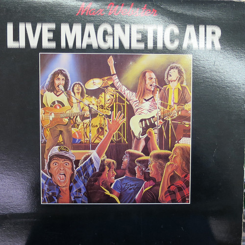 live magnetic air mullets
