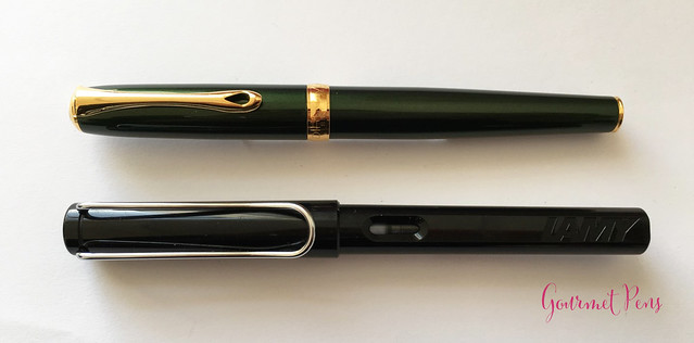 Review Diplomat Excellence A Evergreen GT Fountain Pen @AppelboomLaren (4)