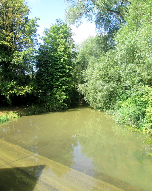 The Ford at Geddington