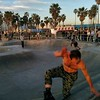 Doing what they do best at Venice Beach.
