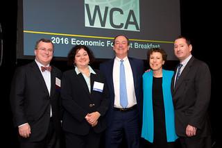 WCA Economic Forecast Breakfast