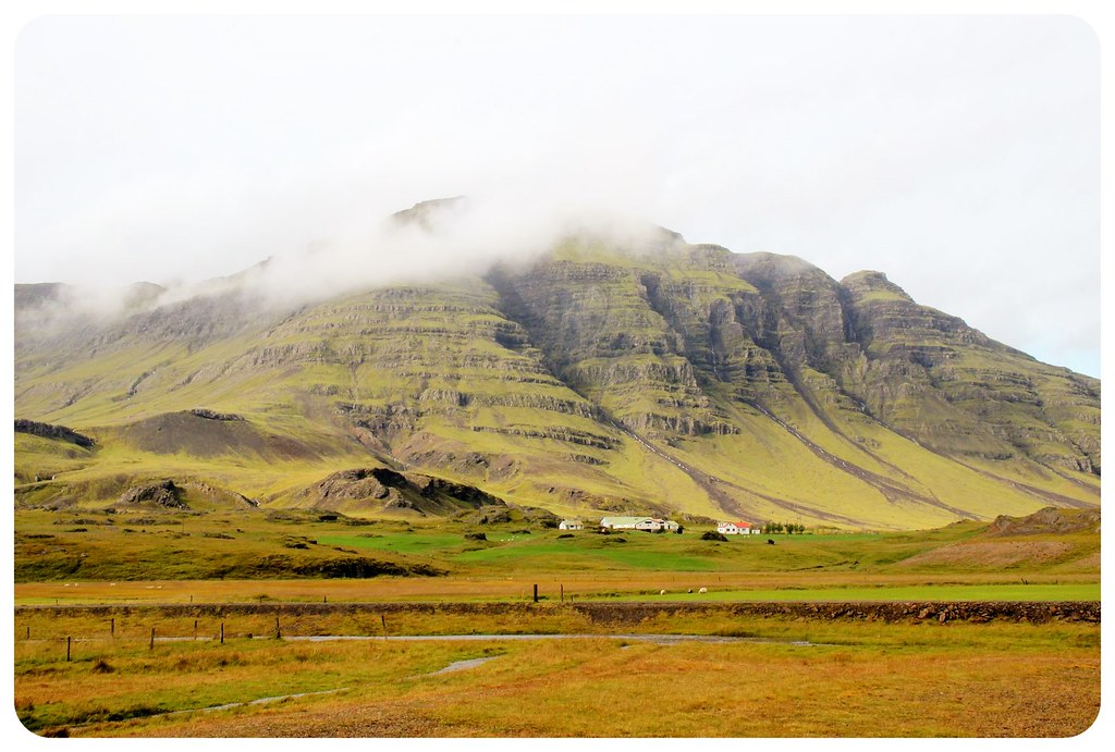 southern iceland mountain
