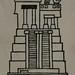 Small photo of Aztecs - Temple of Huitzilopotchli and Tlaloc
