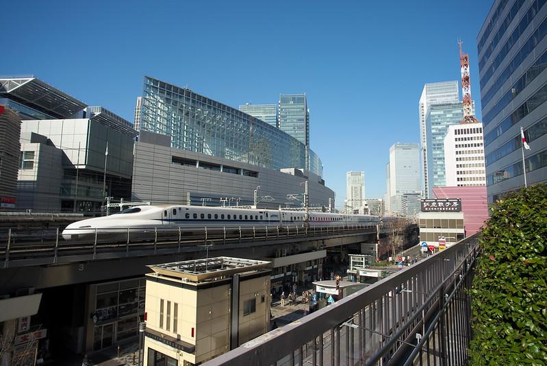 Tokyo Train Story 東海道新幹線