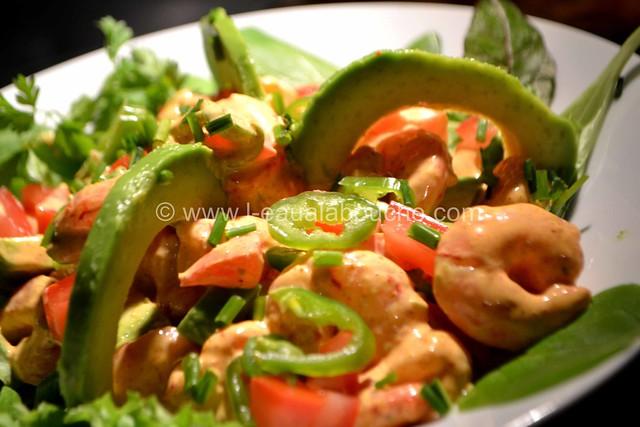 Cocktail de Crevettes à l'Indienne © Ana Luthi Tous droits réservés 08