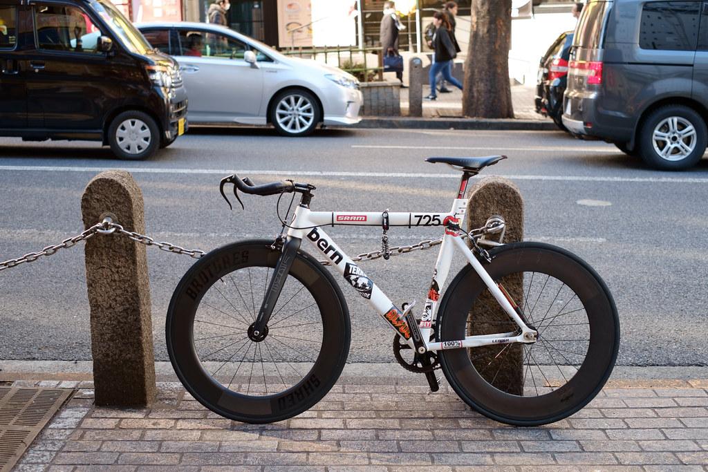 自転車 2016/01/22 XE105851
