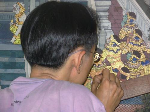 Bangkok 07-Wat Phra Kaew (46)