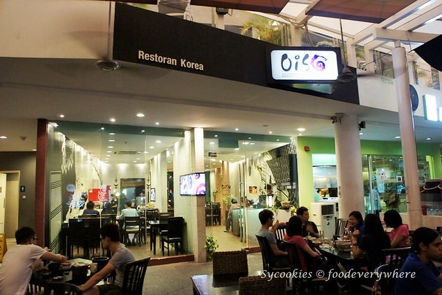 3.Oiso Korean Traditional Cuisine & Café