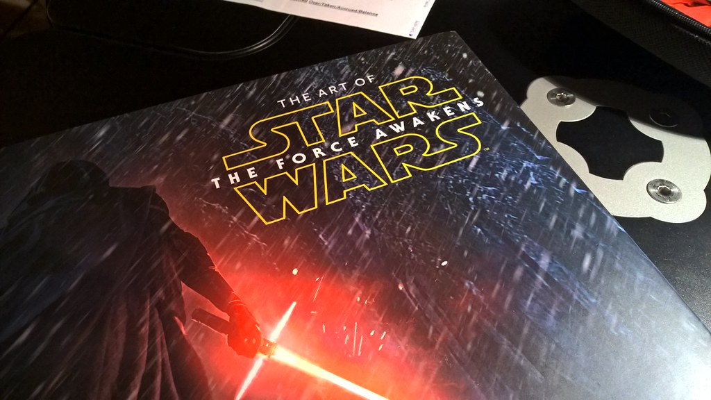 Star Wars Book for the young ones | Bryan Wilhite | Flickr