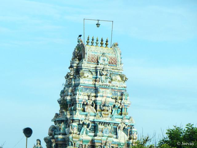Kanniamman Temple, Kovalam