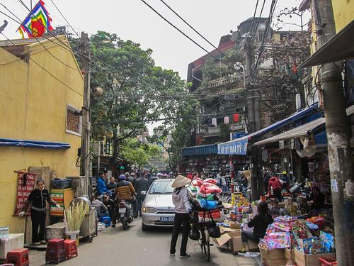 Hanoi: le Vieux Hanoi