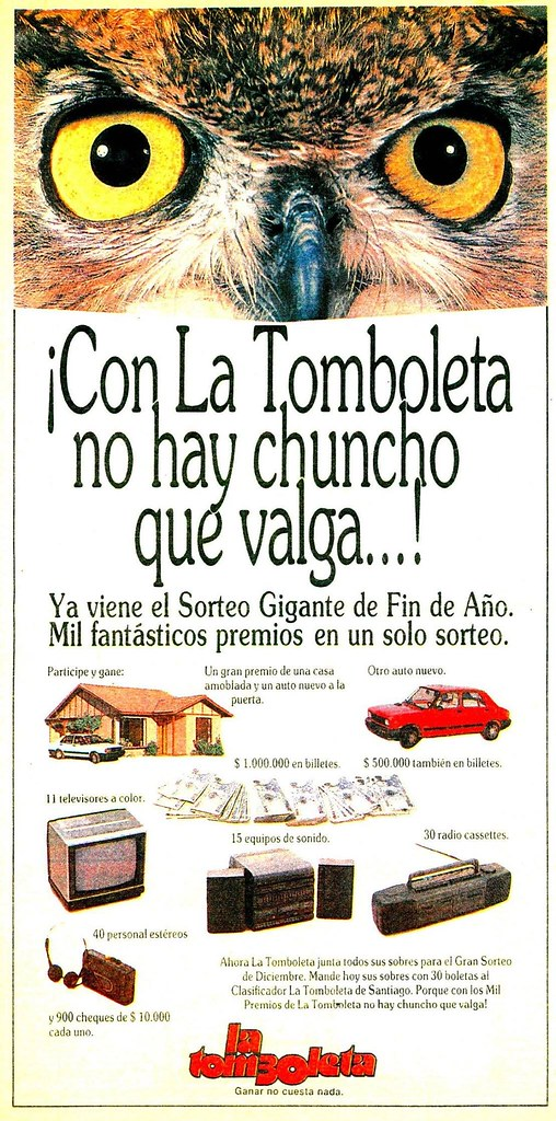 La Tomboleta (1989)