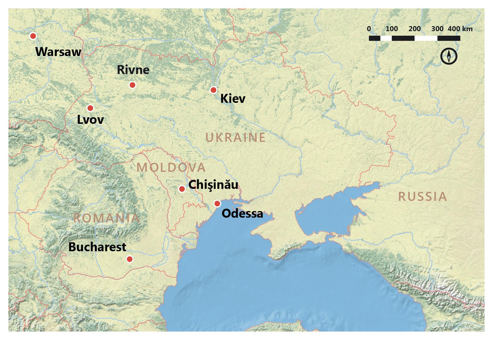 Ukrajna paleolitikum