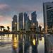 Streets of Doha IX by Alexis Methenitis