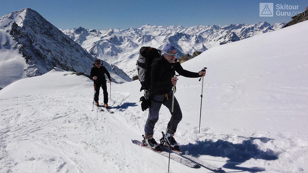 Wildes Hinterbergl Stubaiské Alpy Österreich foto 20
