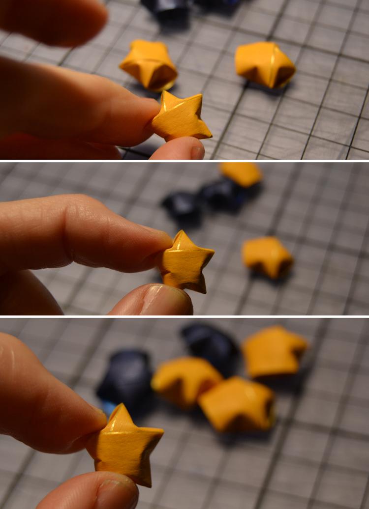 estrelas da sorte