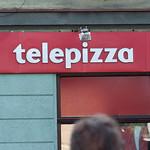 Telepizza en Cracovia