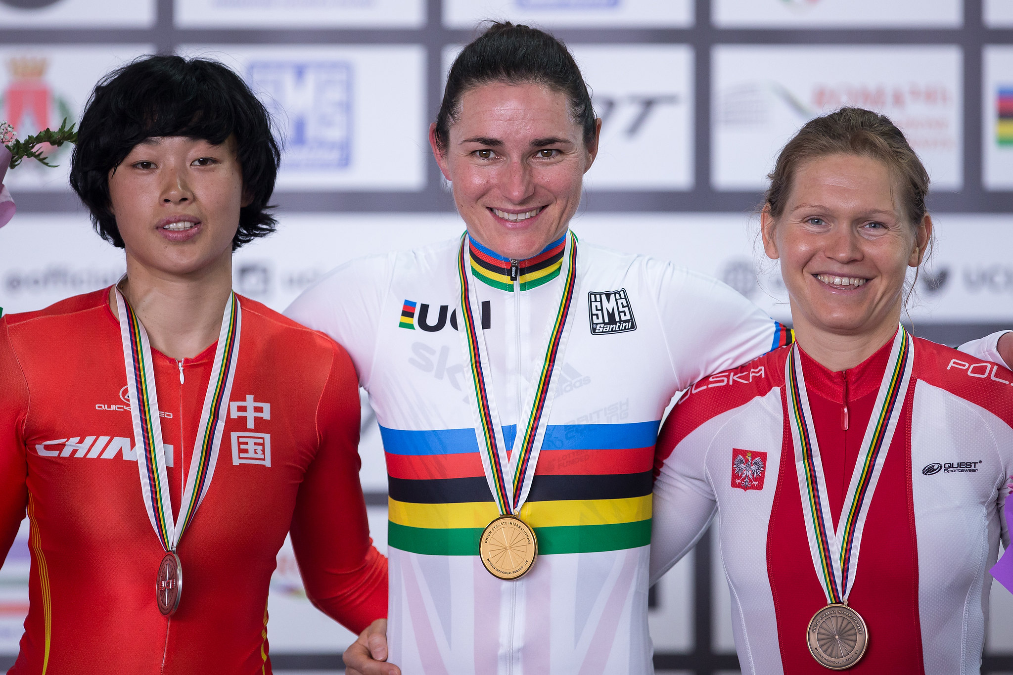 2016 UCI Para-cycling Track World Championships - Day three