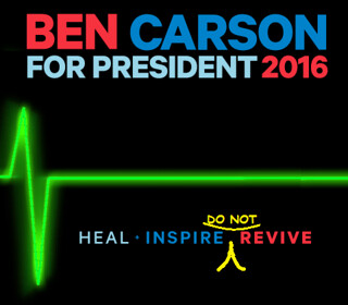 Dr. Carson Declares His Campaign Dead
