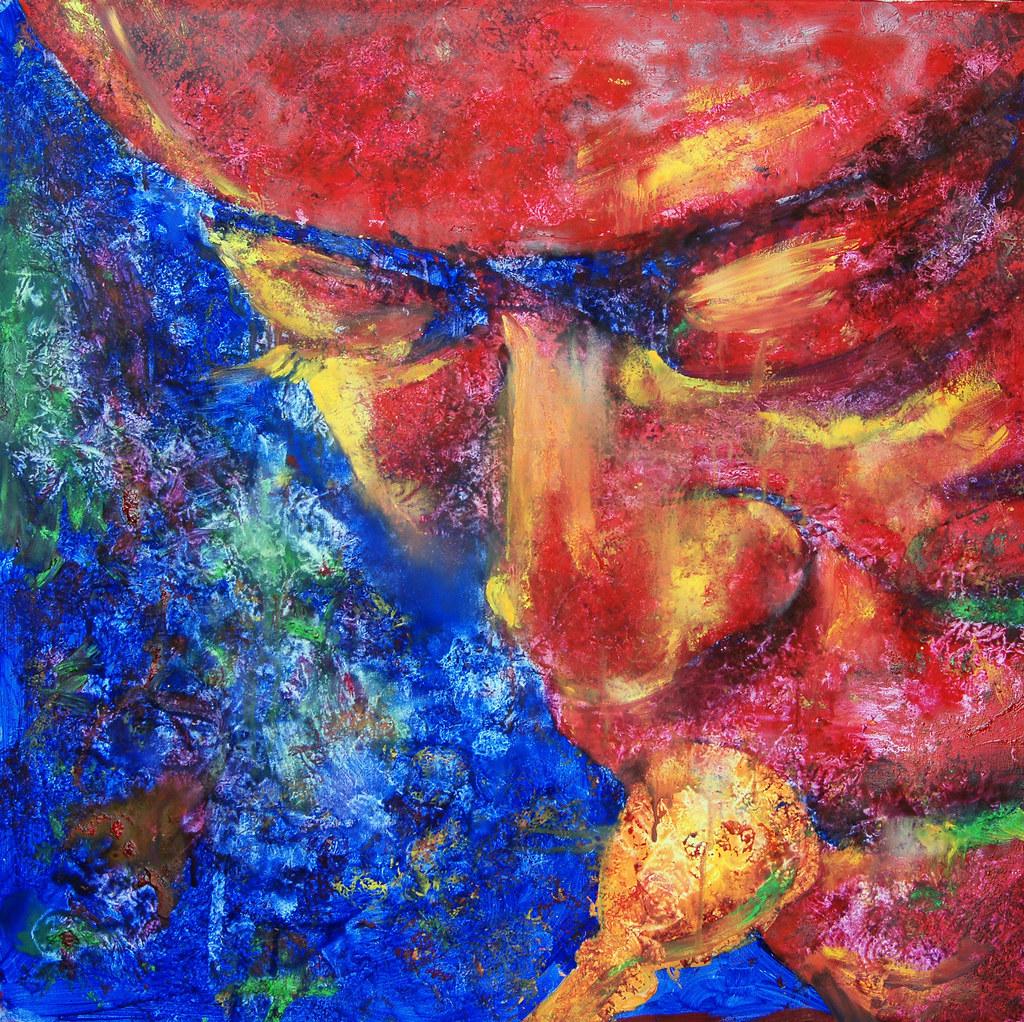 Inauguro exposición de pintura en El sótano25468275876_3cbe52e0b7_b