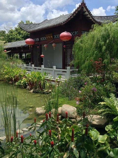 China-Malaysia Friendship Garden