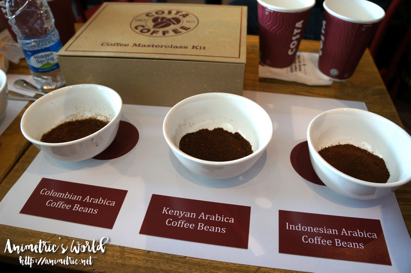 Costa Coffee Masterclass