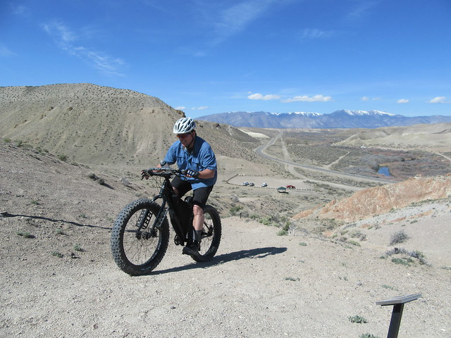 Mountain Biking the Wilson Canyon Area