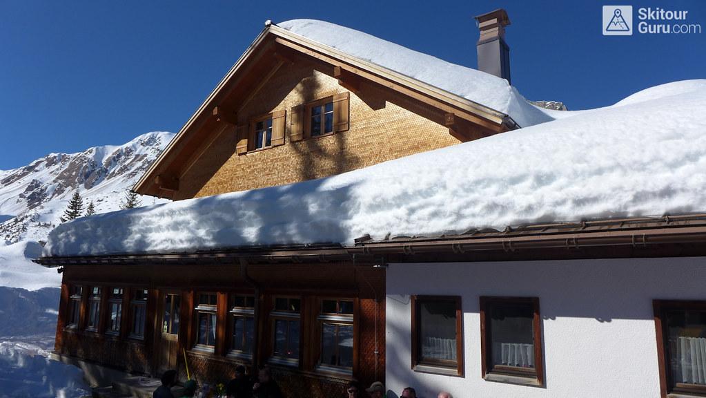 Lindauer Hütte Rätikon Österreich foto 06