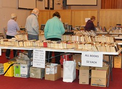 BUC Garage Sale - books!