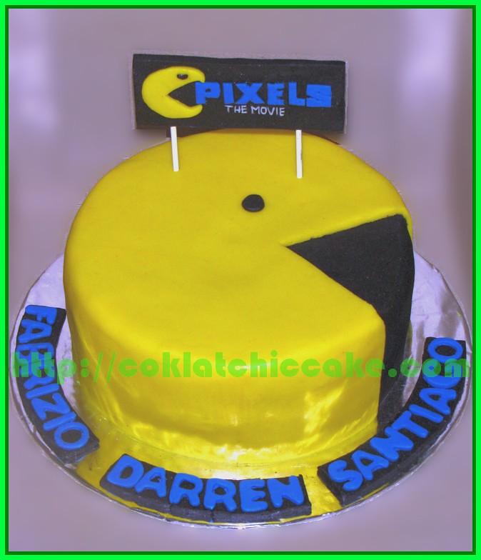 Cake Pixel