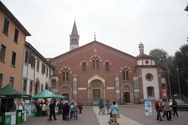 Sant'Eustorgio. © Paco Bellido, 2006