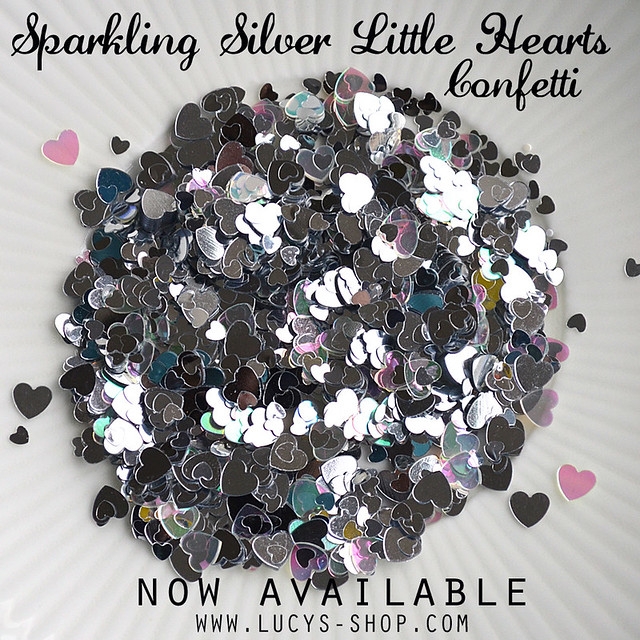 Little Hearts Silver Ann