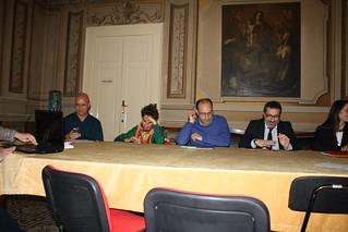 Vito Cessa e la nuova giunta aprile 2016