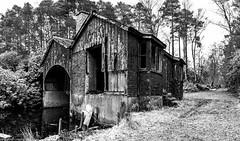 Old Boathouse Mono