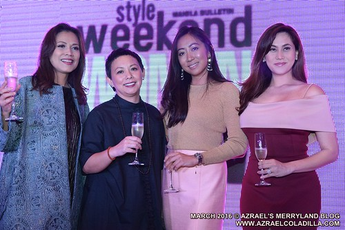 Style Weekend's Women Who Wow event