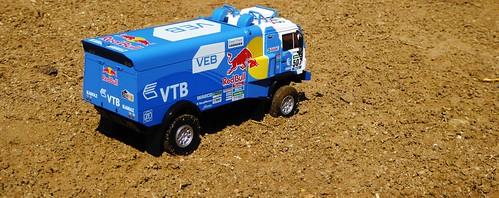 Ixo 1/43 Kamaz 4326 Dakar 2015