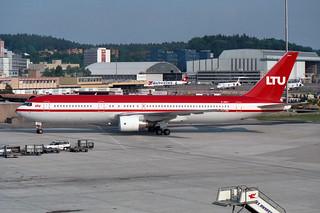 LTU - Lufttransport-Unternehmen Boeing 767-3G5/ER D-AMUJ