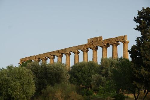 Agrigente, Vallee des temples