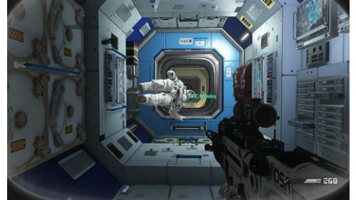 The next Call of Duty may have space combat and sci-fi