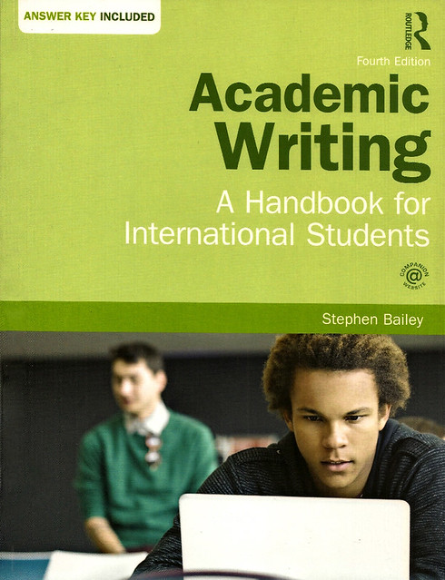 Academic writing: a handbook for international students. 4 ed.