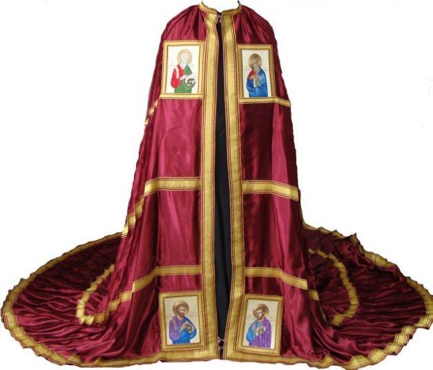 mantia episcopala