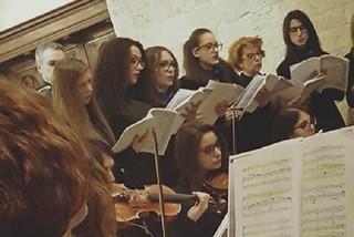 Noicattaro. Concerto musica sacra front