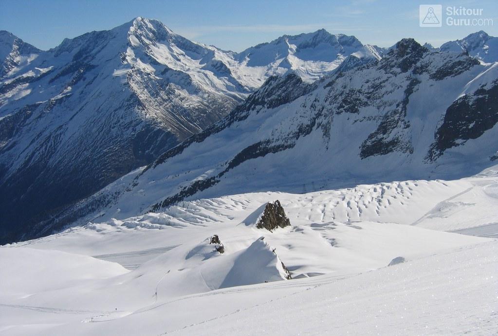 Alphubel Walliser Alpen / Alpes valaisannes Switzerland photo 13