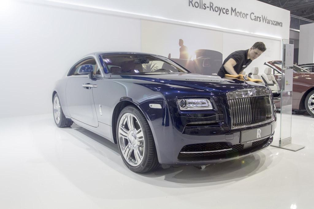 Rolls Royce - Motor Show Poznan / Poland