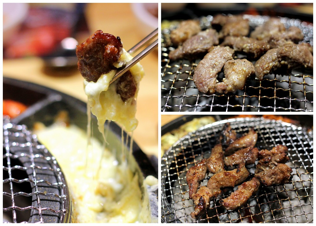 Korean BBQ Singapore: Seorae Singapore Garlic Soy Sauce Galmaegisal Pork Skirt Meat