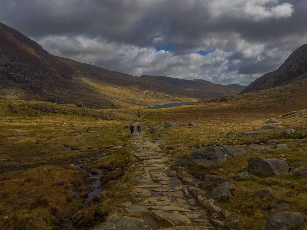 Cwm Idwal Path